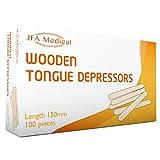 Depresores de lengua paquete de 100...