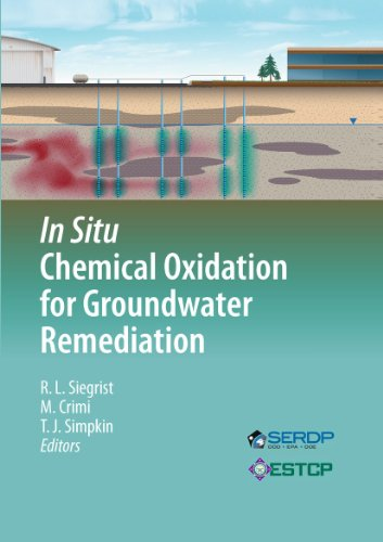 In Situ Chemical Oxidation for Groundwater Remediation (SERDP ESTCP Environmental Remediation Techno