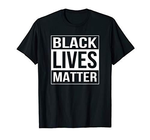 Politischer Protest von Black Lives Matter T-Shirt