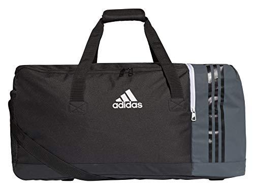 adidas Tiro Tb Bolsa de Deporte, Unisex Adulto, Negro (Negro / Griosc / Blanco), 27 cm x 60 cm x 29 cm