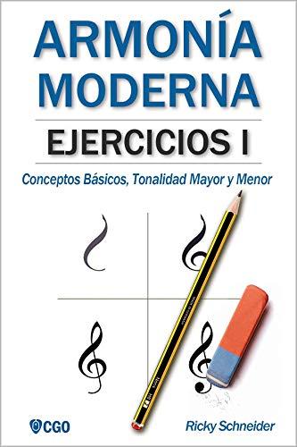 Armonía Moderna, EJERCICIOS I: Conceptos Básicos, Tonalida