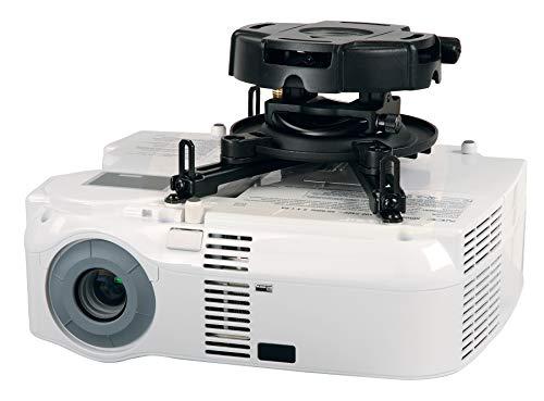Peerless Precision - Soporte para proyector con plataforma de montaje universal, color negro