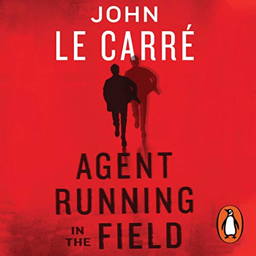 Couverture de Agent Running in the Field