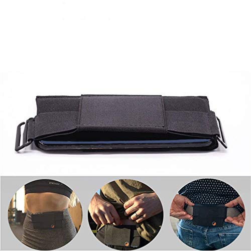 HCY The Minimalist Invisible Wallet Mini Pouch For