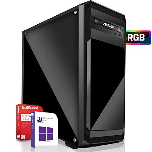 Multimedia Office PC Intel Core i9 9900K 8x5.0GHz 9.Generation |ASUS Board|16GB DDR4|256GB M.2 SSD u. 512GB SSD|Intel UHD 630 Grafik 4K DVI|DVD-RW|USB 3.1|SATA3|Windows 10 Pro|3 Jahre Garantie