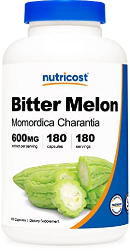 Nutricost Bitter Melon Capsules available on Amazon