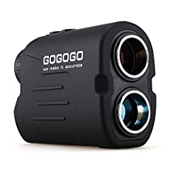 - BEWARE - Gogogo Sport rangefinder ONLY sold by Gogogo Sport, everything sold by other stores are all counterfeits! We can not take any service or support to them. Gogogo Sport focus on providing worldwide customers with great quality products but a...