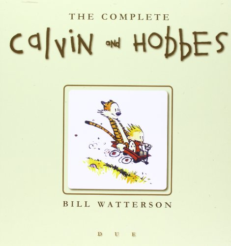 The complete Calvin & Hobbes. 1985-1995