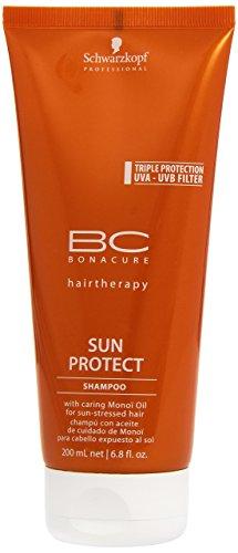 Schwarzkopf BC Bonacure - Sun Protect - Champú solar - 200 ml