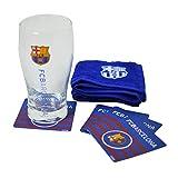 FCB FC Barcelona - Conjunto de Bar Mini...