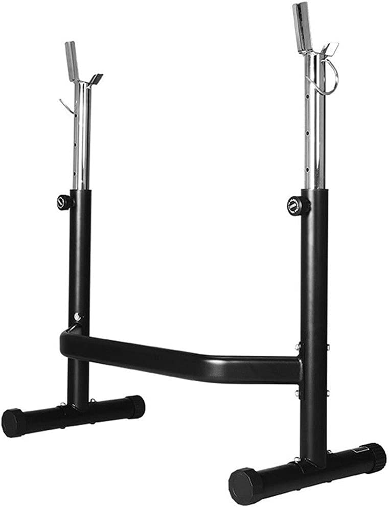 Squat rack Super beauty product restock quality top Discount mail order Stands in Sports Benc Barbell Gym Multi-Function Rack