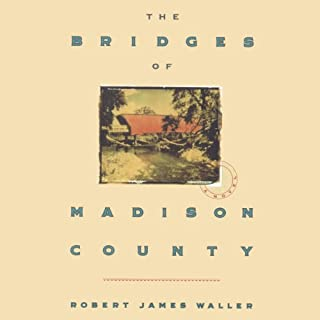 The Bridges of Madison County audiobook cover art