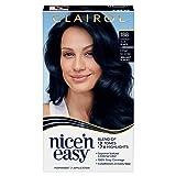 Clairol Clairol nice'n easy permanent hair color, 1bb deepest blue black, Hair Color, Set