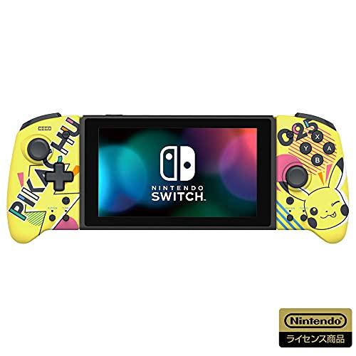 【任天堂ライセンス商品】グリップコントローラー for Nintendo Switch ピカチュウ-POP【Nintendo Switch対応】