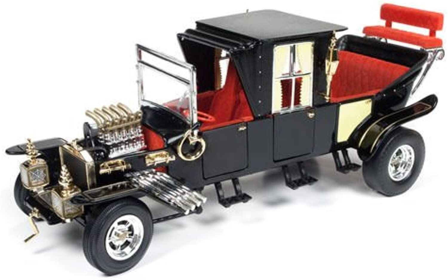 Auto World AW233 1 18 Barris Koach-The Munsters