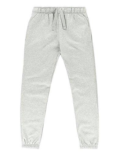 Dalsa -  Pantaloni sportivi  - ragazzo Marl Grey 9-10 Anni