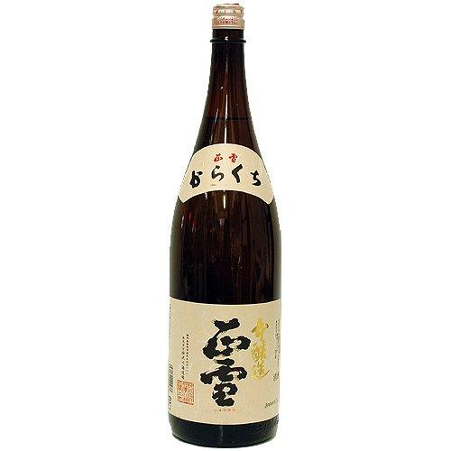 正雪 [本醸造酒]