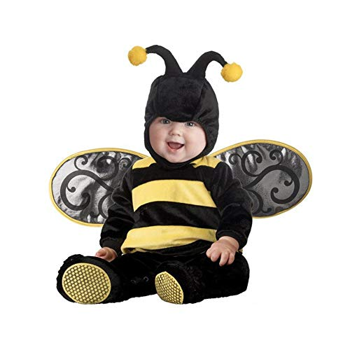 Kerstmis Halloween Baby Jumpsuit Animal Kostuum Kleding voor Baby Meisje Jongen 100 4