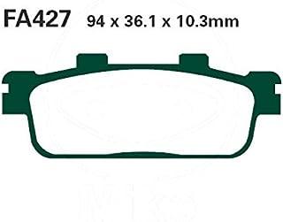 Plaquettes de frein Kyoto AV pour SYM GTS 125 EVO 2008-2012
