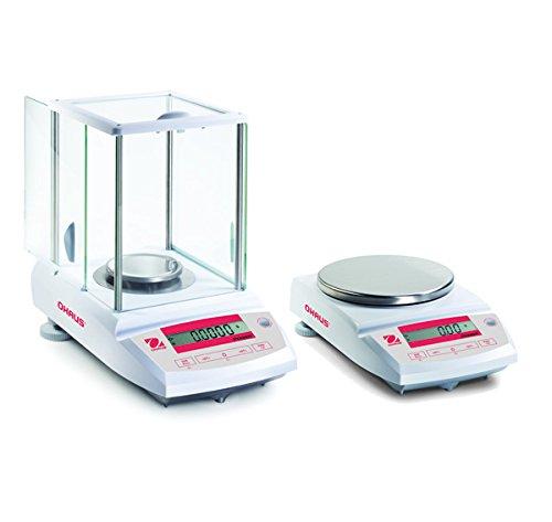 Ohaus 001523báscula de precisión (PA512Pioneer capacidad 510g de calibración externa