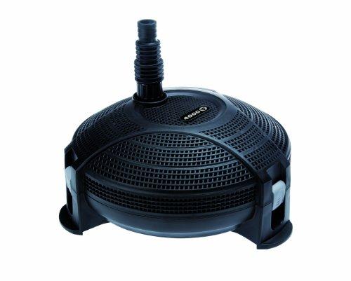 VT 146164 Teichpumpe für Filter und Bachläufe, max. Förderhöhe 3 m, 68 W, Econo Pond Pump 4000