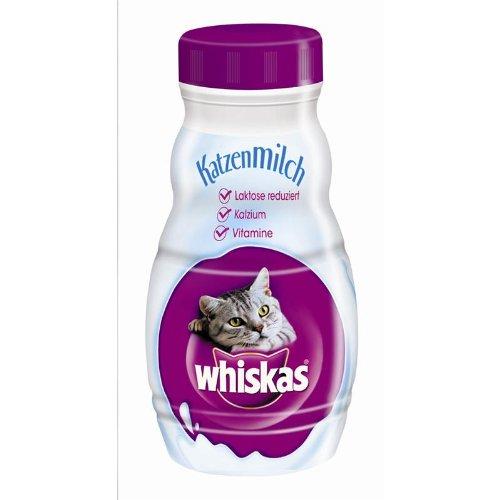 Whiskas -   Katzenmilch laktose