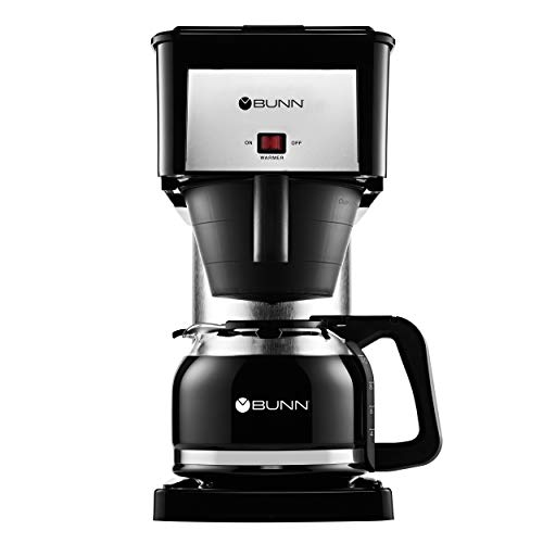 BUNN BX-D Velocity Brew 10-Cup Coffee Brewer, High Altitude