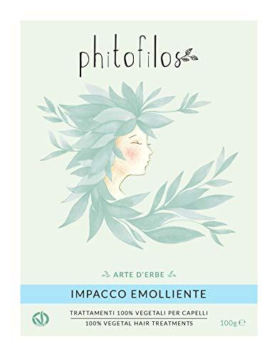 Phitophiles Arte d'Herbe Emballage émollient (100 g)