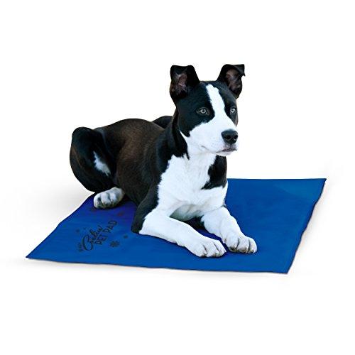 K&H Pet Products Coolin' Pet Pad Large Blue 20' x 36'
