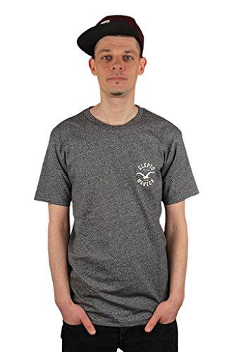 Freck Printed T-Shirt Größe: M Farbe: Black