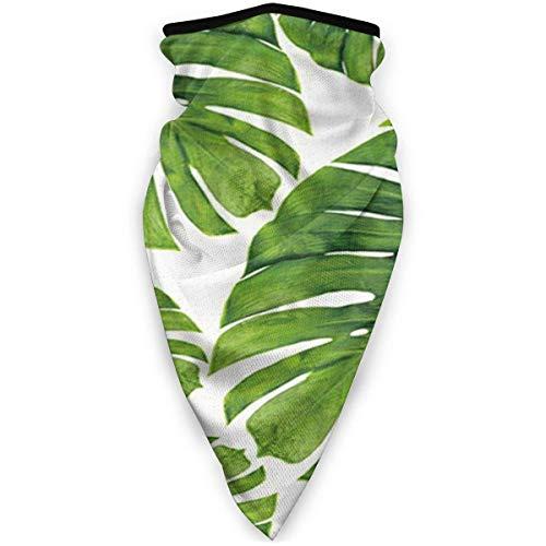 Bandanas, bufanda de cara de hoja de palmera, pasamontañas ultra suave, diadema, gorro, polaina, esquí, pez, pañuelo para el cuello, abrigo para la cabeza