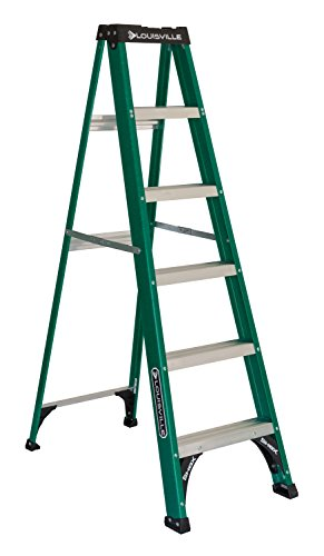 Louisville Ladder FS4006 6Foot Green 6 Feet