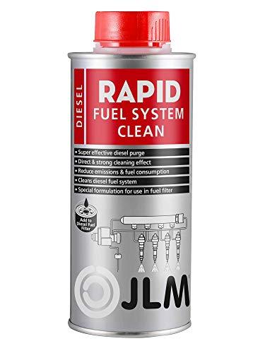 JLM Diesel Fuel System Flush 500ml Pro