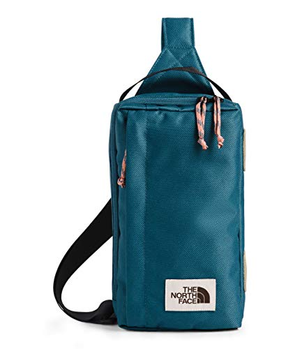 THE NORTH FACE Field T93KZSSF7 City Casual Travel Messenger Shoulder Bag 7 L New Blue