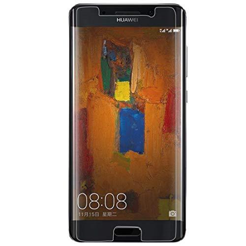 YHMC AYHC AYDD 10 STÜCKE FÜR Huawei Master 9 PRO 0.26mm 9H Oberflächenhärte 2.5d explosionsgeschütztes gehärtetes Glas Nicht-Vollbildfilm