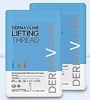 【並行輸入】Derma V Line PDO Thread (リフティング糸) Lift - MESH Thread 20pcs (19G-50mm)