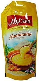 Alacena Crema Huancaina Receta Casera Huancaina Sauce 400 Grams by A la Cena