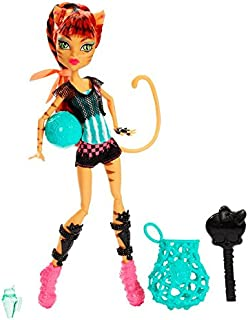 Best monster high ghoul sports toralei doll Reviews