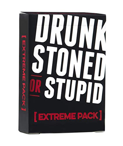 Drunk Stoned or Stupid: Extreme Expansion Pack
