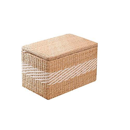 Storage Box Tabouret de Rangement de Jardin Tabouret de Rangement rectangulaire créatif