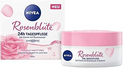 NIVEA Rosenblüte 24h Tagespflege