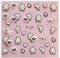 ネイルシール 【全16種】 (F-27)