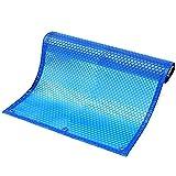 Cobertor Piscina Azul Cubierta de Piscina Solar, Cubierta Bu