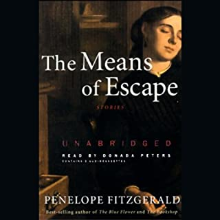 The Means of Escape audiobook cover art