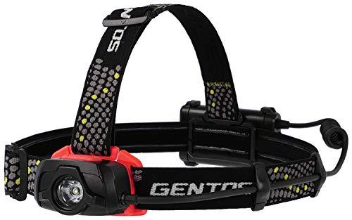 GENTOS(ジェントス) LED ヘッドライト 【明るさ550ルーメン/実用点灯6時間/耐塵/防滴】 単3形電池3本使用 ゲインテック GT-393D ANSI規格準拠