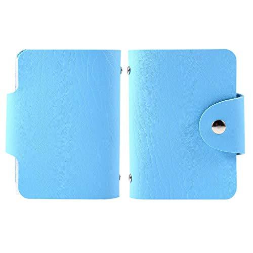 Tarjeta de protección del Medio Ambiente práctica Protector Amigo Niña Niño Familia(Blue)