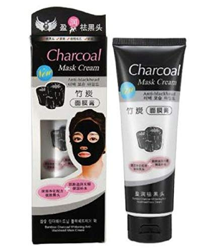 ClubComfort® Charcoal Face Mask Cream Anti Blackhead 120 GM