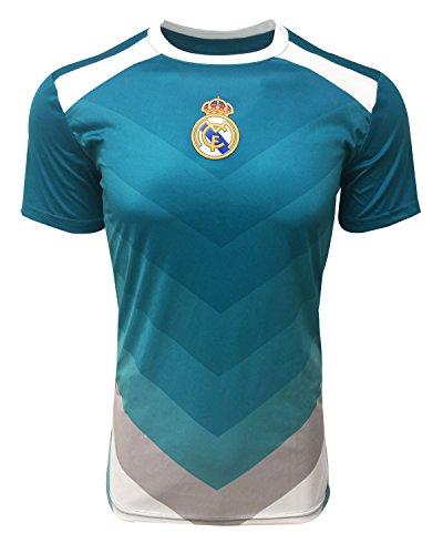 Playera Del Real Madrid Azul marca Real Madrid