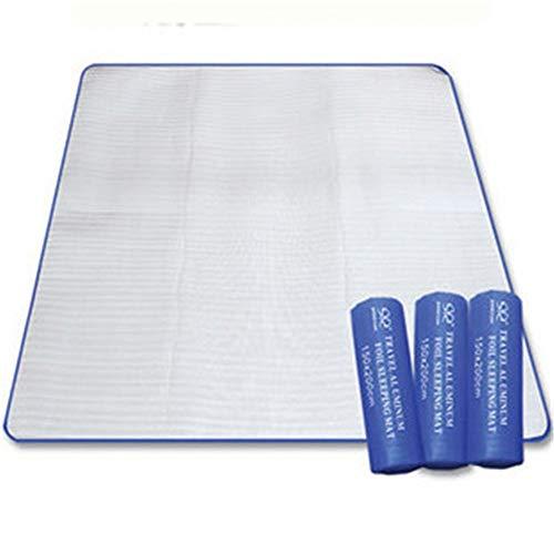 XGTsg Pique - Nique Mat Outdoor Moistureproof Mat Enfants Ramper Mat Camper Mat Repliables 200 * 150 Cm