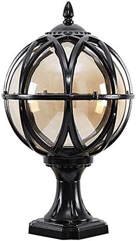 Vintage Bollard Light Outdoor Landscap Quality Manufacturer regenerated product inspection Globe Exterior Post